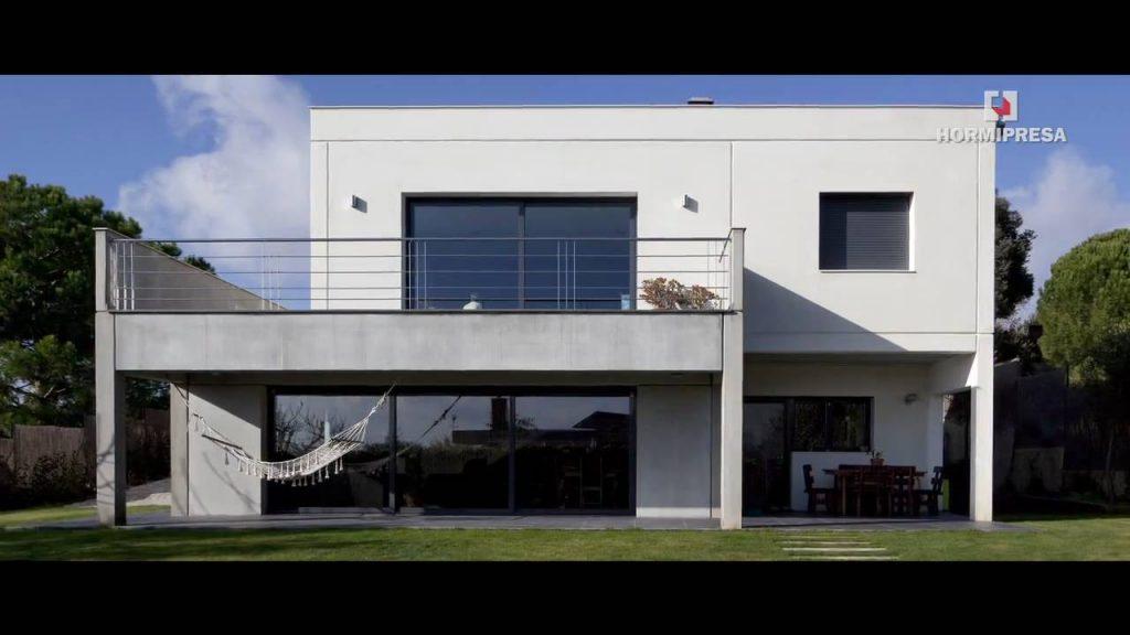 Hormipresa casas prefabricadas de hormig n prefabricado - Casas modulares de hormigon ...