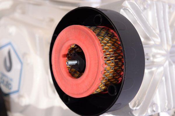 turbina de compresor de aire